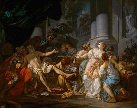 The Death of Seneca 1773