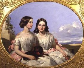 The Sisters, Annie and Henrietta Marie Shaw
