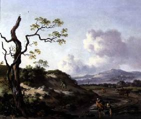 A Landscape with Travellers