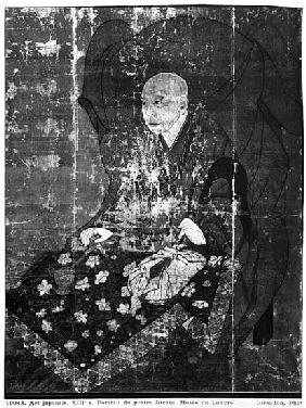 The Japanese priest Jitchin