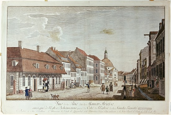 Johann Georg Straße Berlin