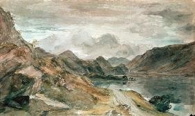 The Lake District c.1830  on