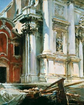 Church of San Stae, Venice 1913