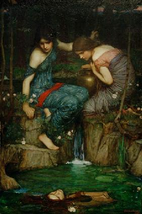 Waterhouse / Nymphs / Orpheus