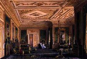 The Green Drawing Room at Windsor 1846