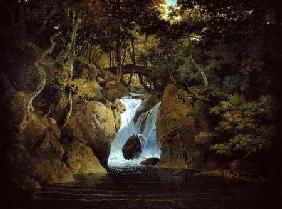 Rydal Waterfall 1795