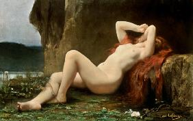 Mary Magdalene in the Cave 1876