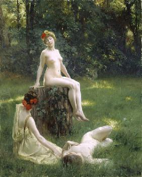The Glade 1900