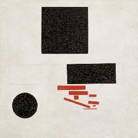 Suprematistische Komposition 1915