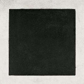 Schwarzes Quadrat (2. Version)