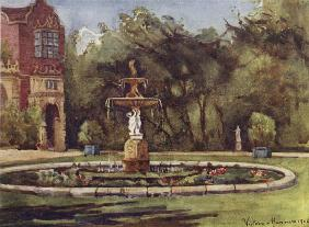 The Lily Pond, Holland House