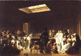 A Game of Billiards 1807