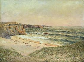 The Dunes at Port Blanc 1908