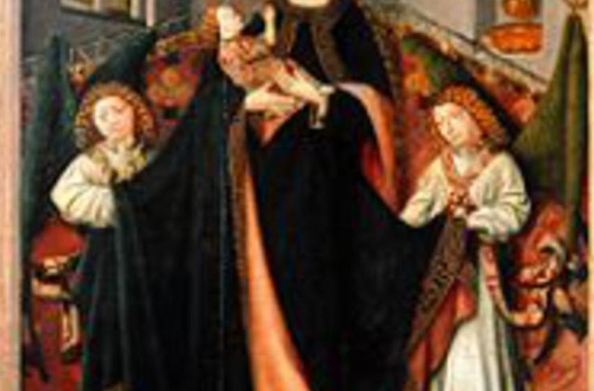Meister des St. Barbara-Polyptychons