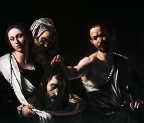Salome Receives the Head of Saint John the Baptist 1607-10