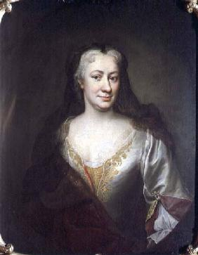 Countess Fuchs, Governess of Maria Theresa, Empress of Austria
