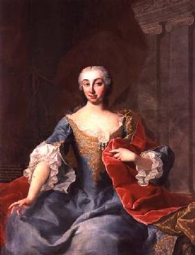 Katherina, Countess Harrach nee Countess Bouqnoy, wife of Count Karl Anton von Harrach
