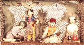 31:Fabric dolls made in Pakistan 19th
