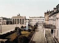 Berlin. Brandenburger Tor 1895