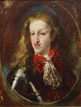 Charles II of Spain / L. Giordano