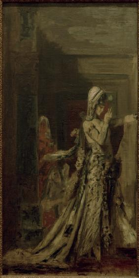 G.Moreau, Salome Dancing / Painting