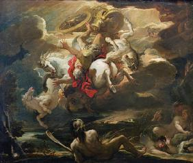 L.Giordano, The Fall of Phaeton