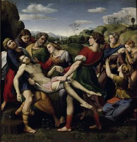 Raphael / The Entombment of Christ