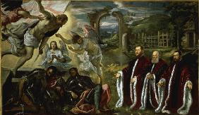 Tintoretto / Resurrection of Christ