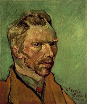 van Gogh/ Self-portrait / 1888