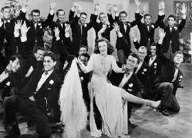 ZIEGFELD FOLLIES de LemuelAyers avec Judy Garland 1946