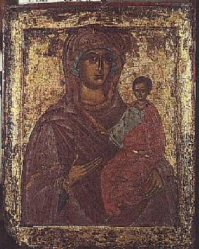 Icon of the Blessed Virgin