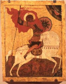 St.George and the Dragon: Icon
