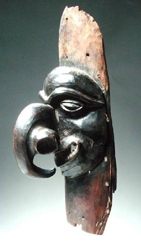 Mask from New Caledonia