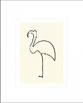 Le flamand rose
