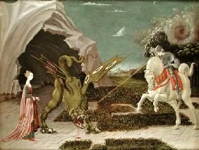 St. George and the Dragon c.1470