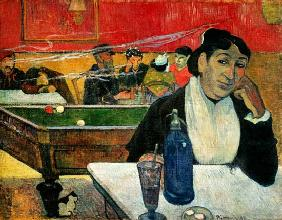 Gauguin, Paul : Nachtcaf� in Arles