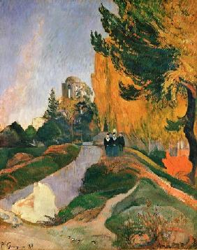 Gauguin, Paul : Les Alyscamps