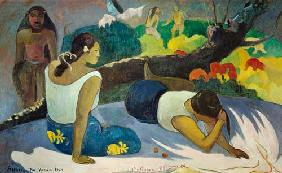 Gauguin, Paul : Arearea no varua ino (Spie...
