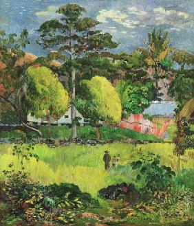 Gauguin, Paul : Landscape
