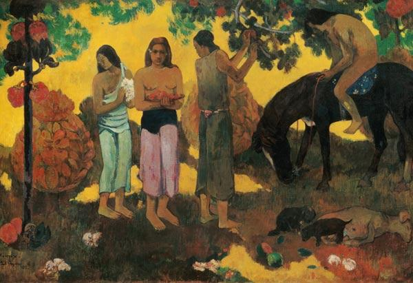 Gauguin, Paul : Rupe Rupe