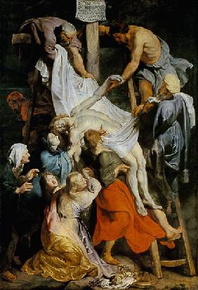 Descent from the Cross 1617