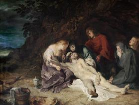 Lamentation over the Dead Christ with St. John and the Holy Women 1614
