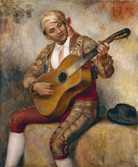 The Spanish Guitarist 1894