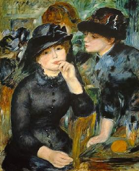 Girls in Black 1881-82