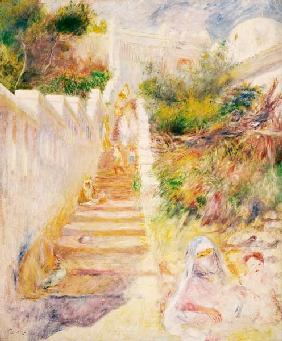 The Steps, Algiers