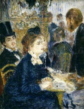 At the Cafe c.1877