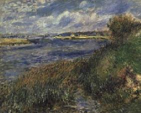 The Banks of the Seine, Champrosay 1876