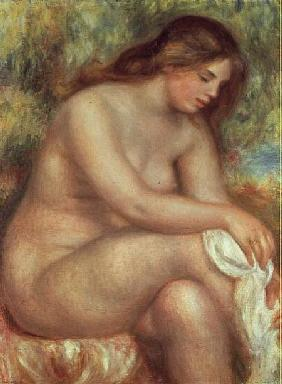 Bather Drying Herself c.1910