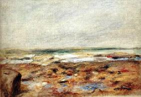 The Beach at Martigues 1888