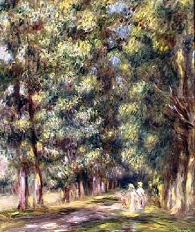 Path in a Wood 1910